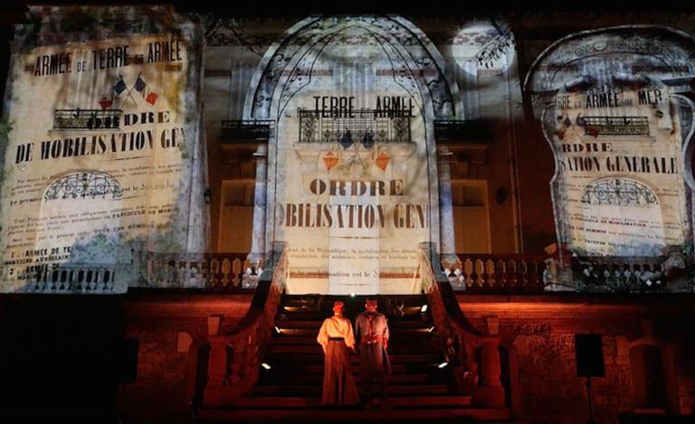 Spectacle Commémoratif 1ère Guerre Mondiale Triel sur Seine